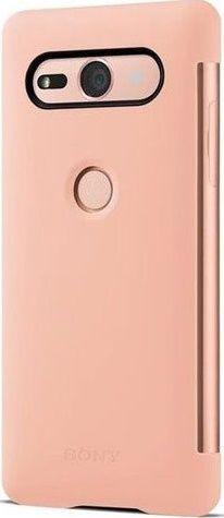 Sony Style Touch flipové pouzdro pro Sony Xperia XZ2 Compact, růžová
