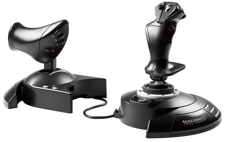 Thrustmaster T. Flight Hotas One Ace Combat 7 Limited Edition pro PC/Xbox One