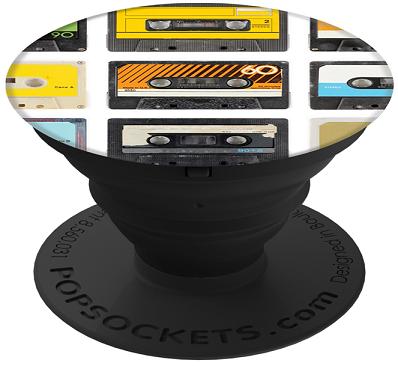 PopSockets držák na chytrý telefon, Tapes on Tapes