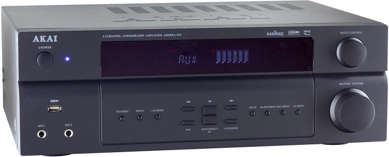 Akai AS009RA-558 černý