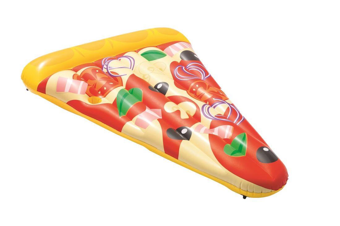 Lehátko nafukovací pizza 188x130 cm