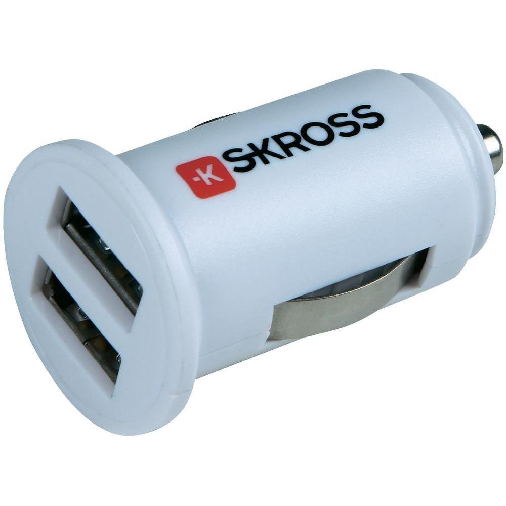 Skross SKRDC17 autoadaptér na 2 x USB