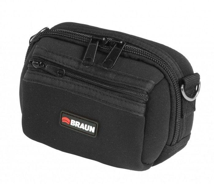 Braun Wave 115 černá - brašna pro videokameru