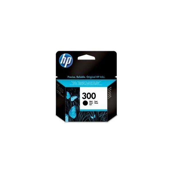 HP CC640EE No.300 black - atrament