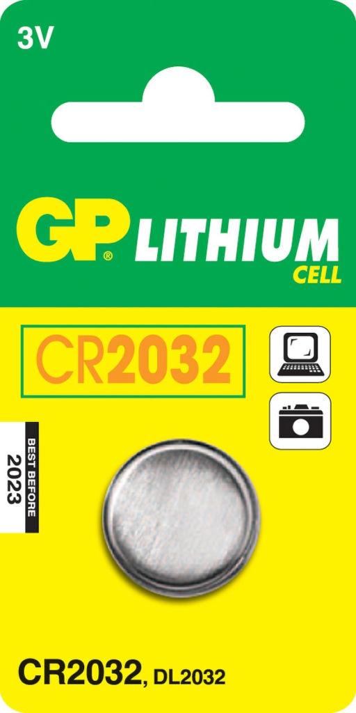 GP CR2032 (1ks)