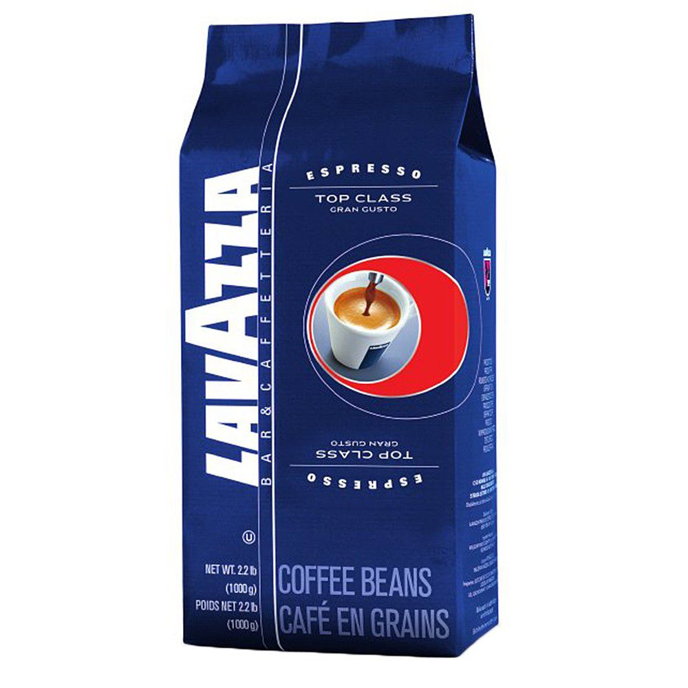 Lavazza Top Class - zrnková káva 1kg