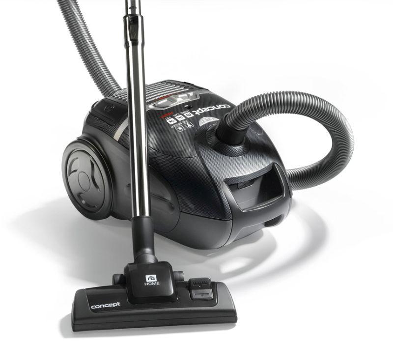 CONCEPT VP-8240 HOME CAR PET SPIDER KID (černá) - Podlahový vysavač