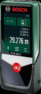 Bosch PLR50C - Laserový dálkoměr