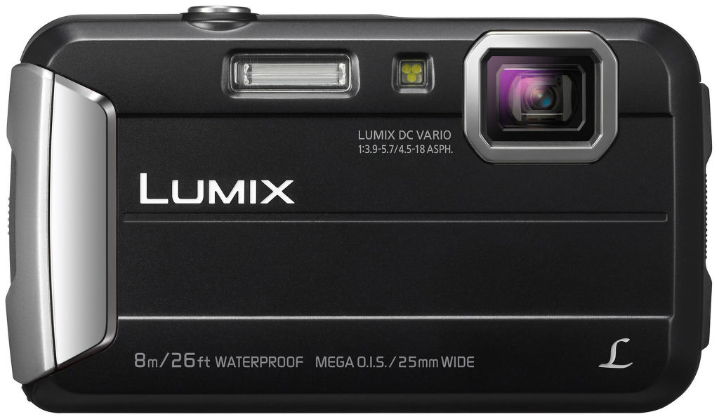 Panasonic Lumix DMC-FT30 (černý)