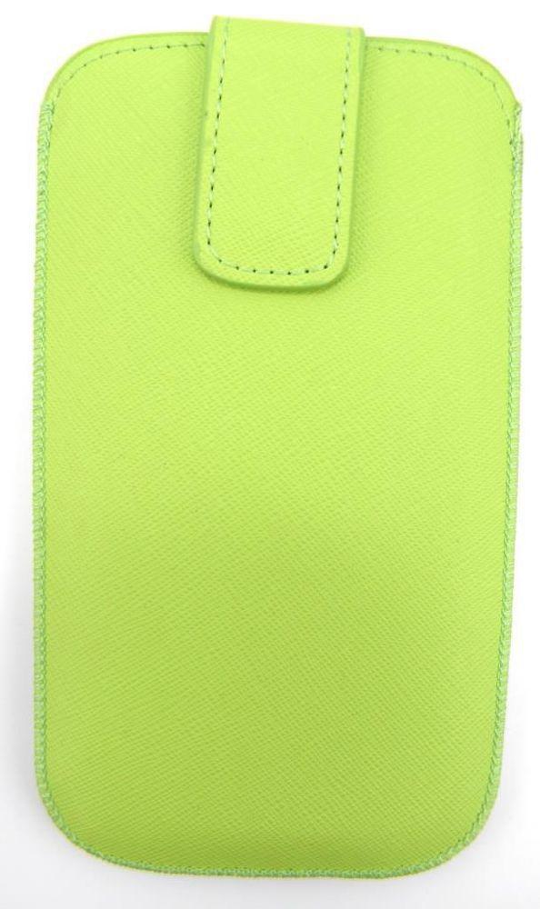 Winner pouzdro Pure vel. 14 pro Samsung Galaxy Note (zelené)