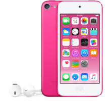 Apple iPod Touch 32GB (růžový) MKHQ2HC/A