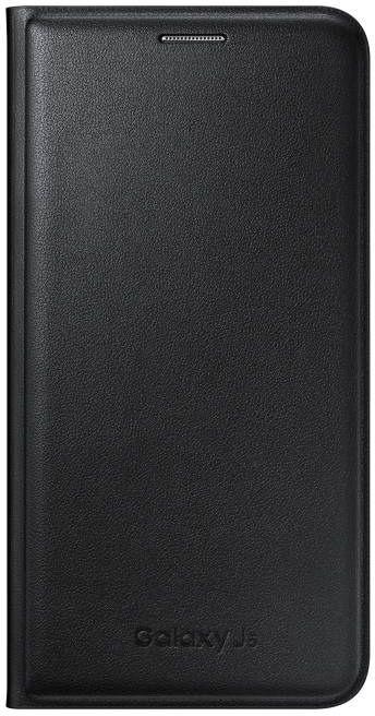 Samsung EF-WJ500B flipové pouzdro pro Galaxy J5 (černé)