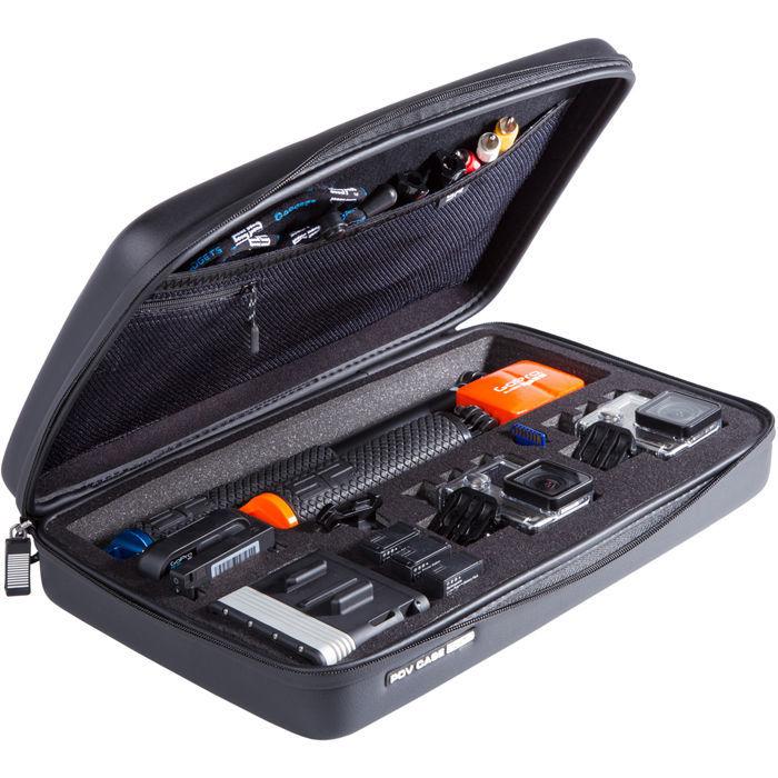 SP Gadgets 52091 pouzdro pro ELITE Gopro-Edition (černé)