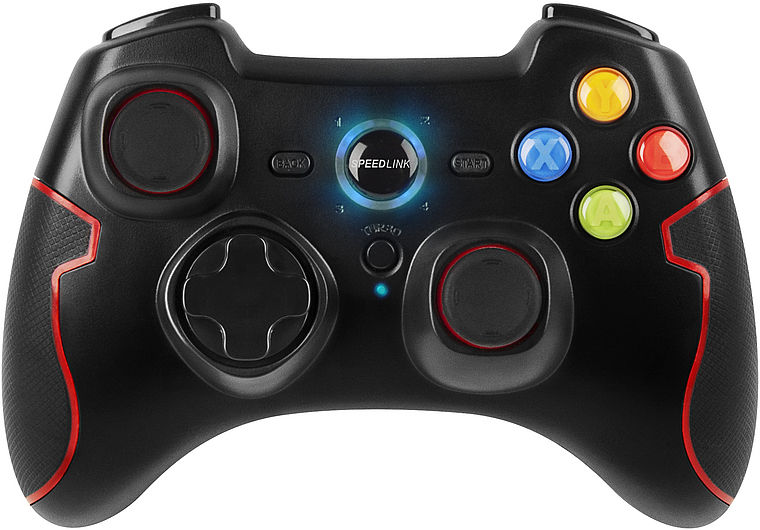 SpeedLink TORID Gamepad - Wireless pro PC/PS3
