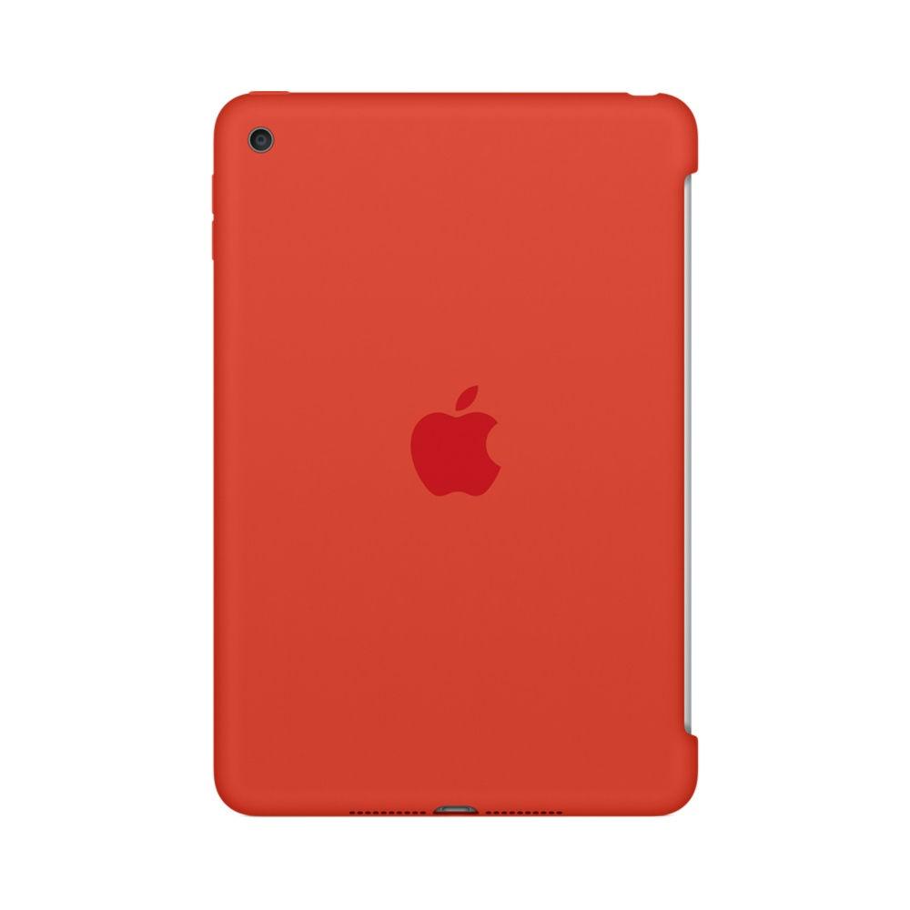 Apple iPad mini 4 Silikonové pouzdro - (oranžové) MLD42ZM/A