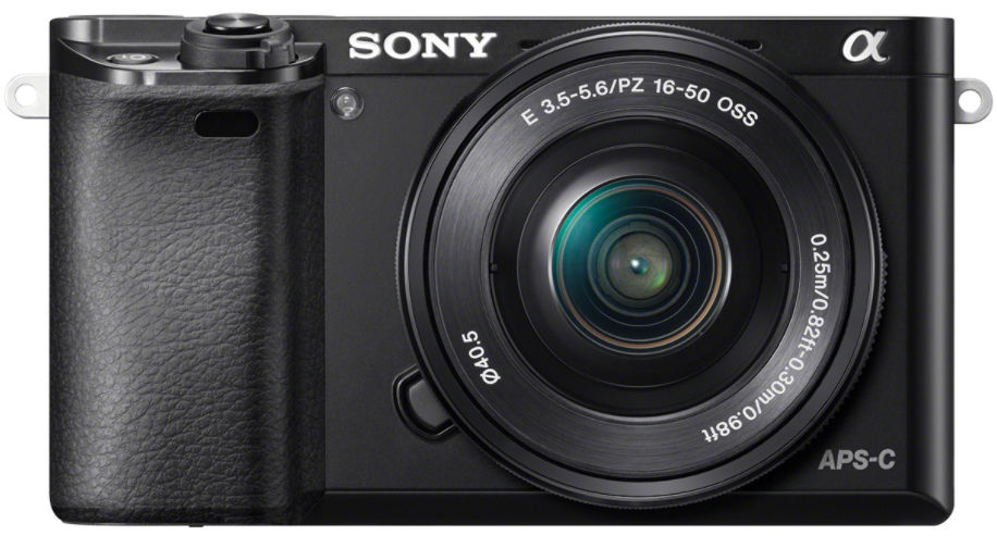 Sony Alpha 6000 černý + 16-50mm