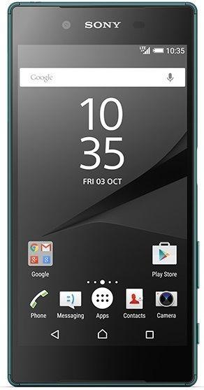 Sony E6653 Xperia Z5 zelený