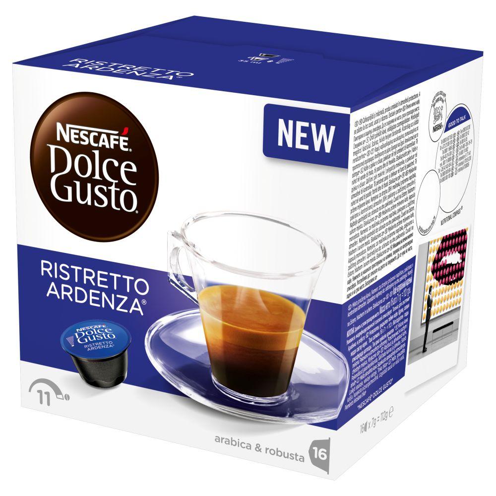 Nescafé Dolce Gusto Espresso Ristretto Ardenza (16ks) 445b92ff46