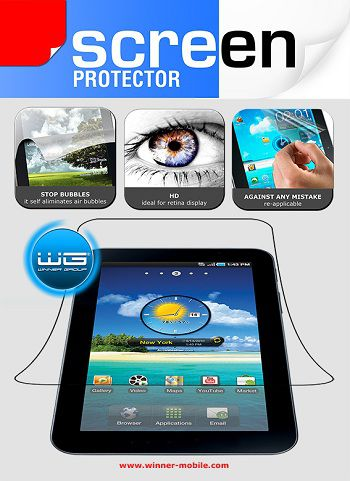 Winner ochranná fólie pro Samsung Galaxy Tab A 9,7˝