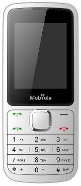Mobiola MB1300 stříbrný