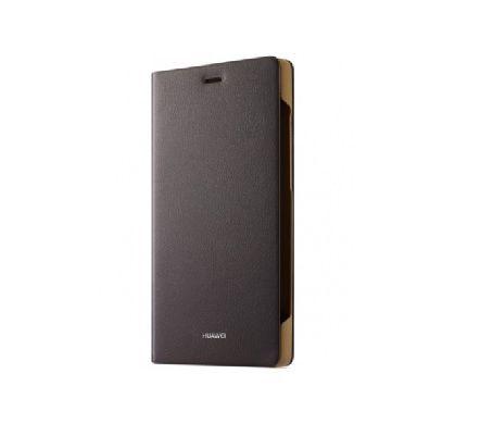 Huawei originální Folio pouzdro pro P8 Lite (hnědé)