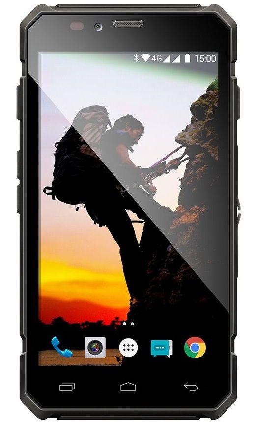 Evolveo StrongPhone Q6 LTE černý