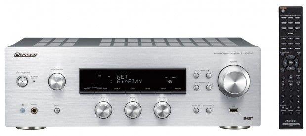 Pioneer SX-N30DAB (stříbrný)