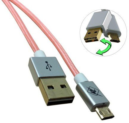 INHOUSE MKF-Reversible USB Gold 1,2 OR