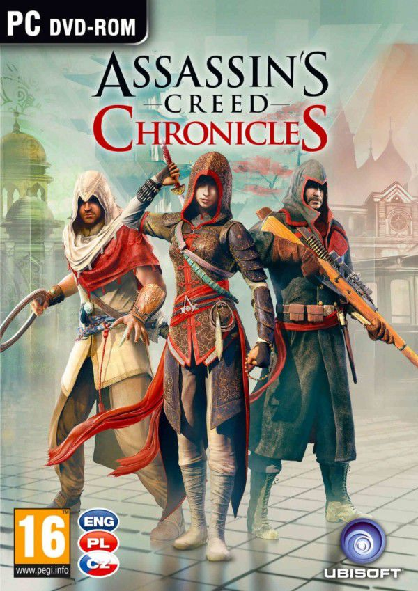 Assassin´s Creed: Chronicles - hra pro PC