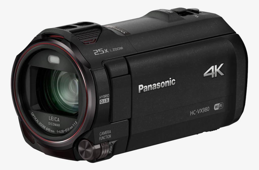Panasonic HC-VX980EP (černá)