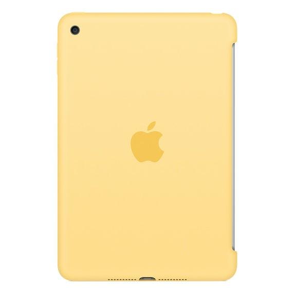 Apple iPad mini 4 Silicone Case (žlutý), MM3Q2ZM/A