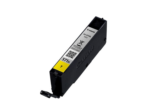 Canon CLI-571Y XL (žlutá) - inkoust