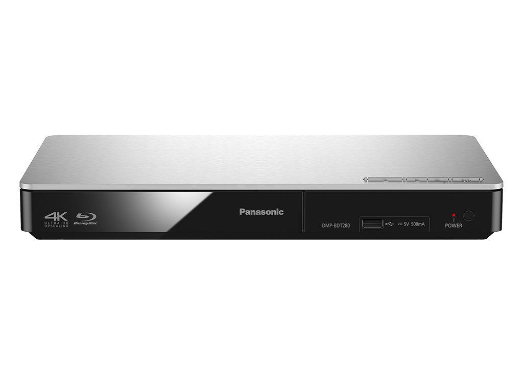 Panasonic DMP-BDT280EG (černý)