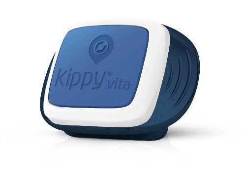 Kippy Vita 290081 (modrý) - GPS obojek