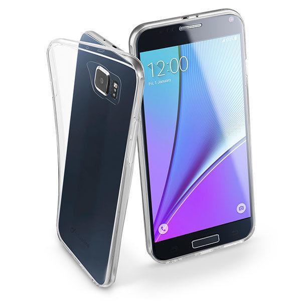 CellularLine Zadní kryt Fine pro Samsung Galaxy S7 (Transparentní)