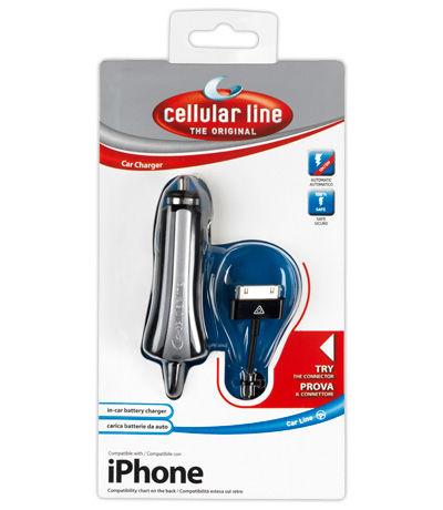 CellularLine Autonabíječka pro iPhone