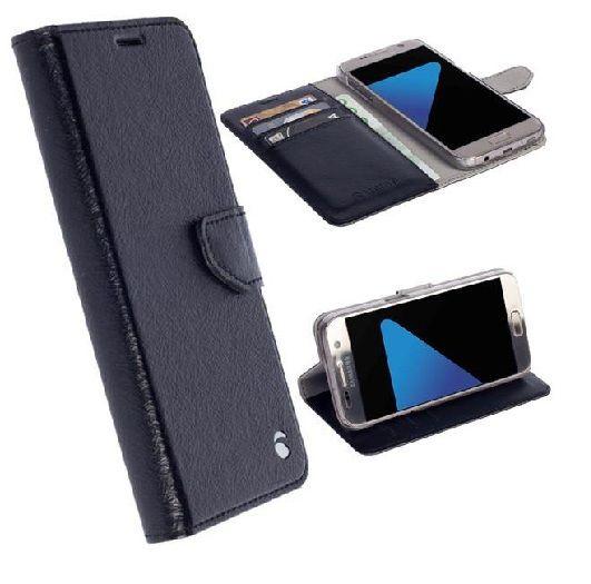 Krusell BORAS FolioWallet pouzdro pro Samsung Galaxy S7 edge (černé)