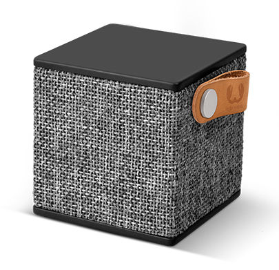 Fresh 'n Rebel Rockbox Cube Fabriq Edition (šedý)
