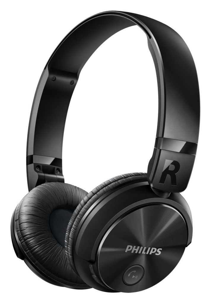 Philips SHB3060BK (černá)