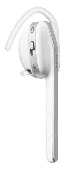 Jabra Style Bluetooth handsfree, bílá