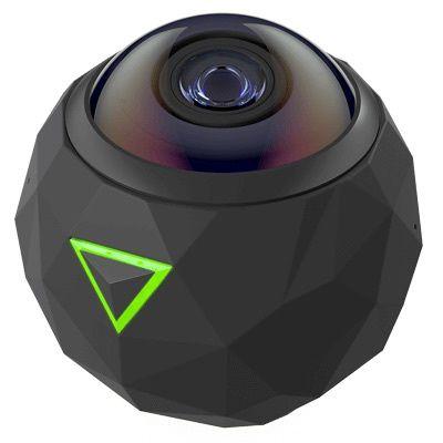 360 Fly 4K - panoramatická akční kamera