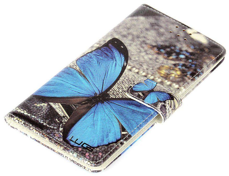 """Winner UniBook univerzální 5,3"""" pouzdro (Butterfly)"""