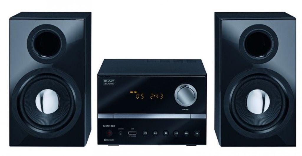 Mac Audio MMC 200 (černý)