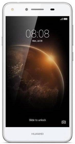 Huawei Y6 II Compact Dual SIM bílý