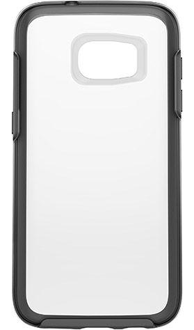 Otterbox pouzdro pro Samsung Galaxy S7 (černé - transparent)
