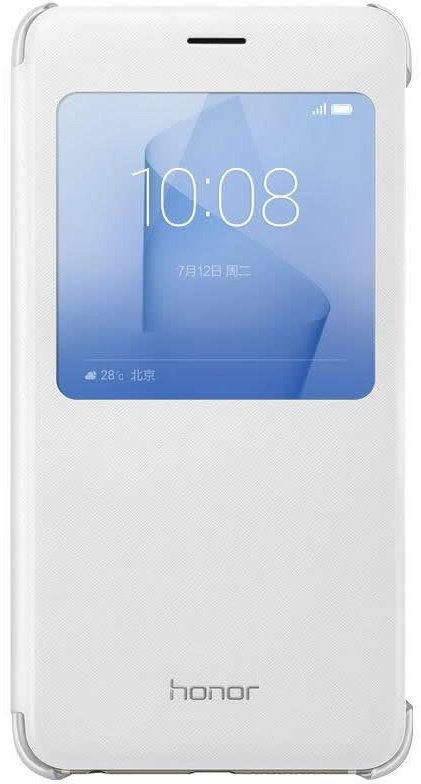 Huawei flipové pouzdro pro Honor 8 (bílé)