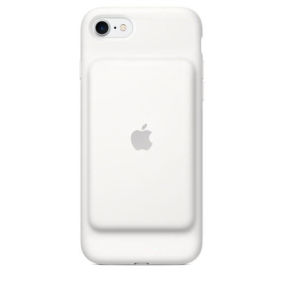 Apple Smart Battery Case pro iPhone 7, bílé