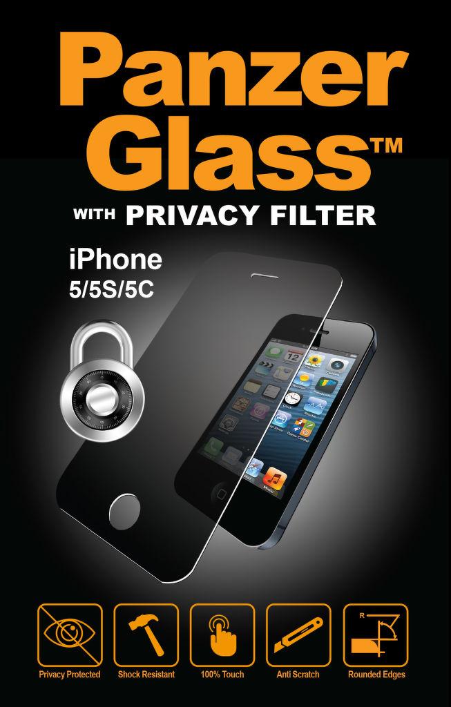 PanzerGlass na iPhone 5/5s/5c