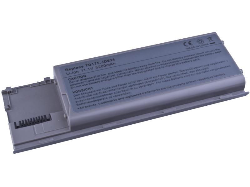 Avacom NODE-D620-S26 - Baterie pro DELL Latitude D620, D630