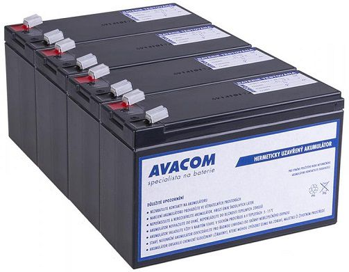 Avacom AVA-RBC133-KIT - baterie pro UPS